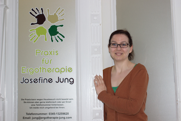 Ergotherapie am Steintor in Halle (Saale) - Josefine Jung